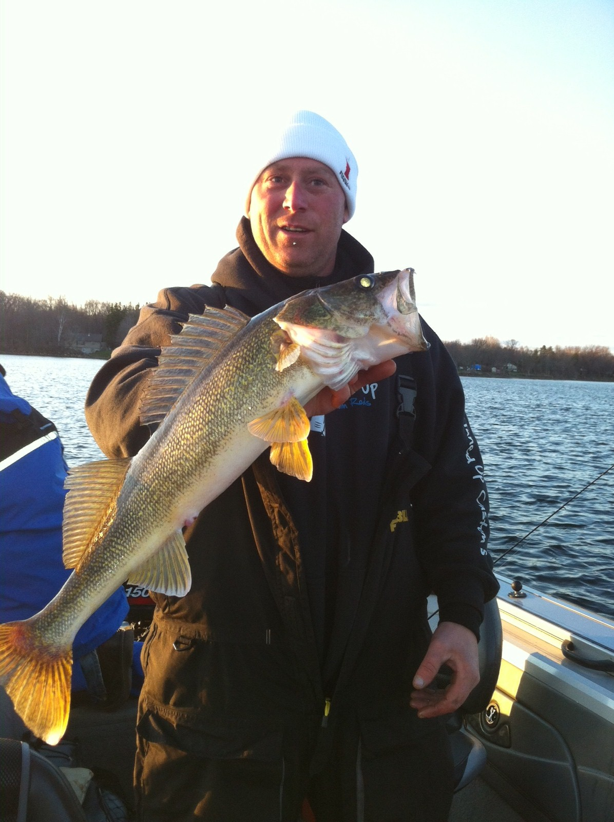 I mn fishing fishing report from mille lacs lake mn 5 11 for Mille lacs lake fishing