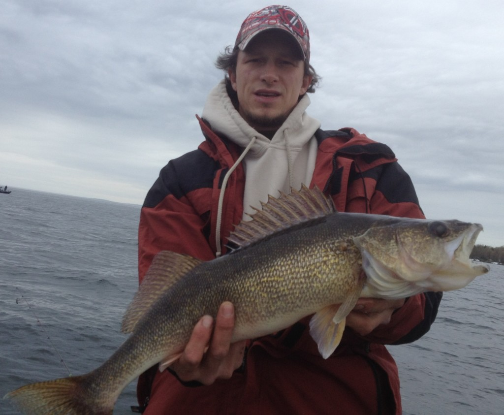 I mn fishing fishing report from mille lacs lake mn 5 18 for Fishing report mn